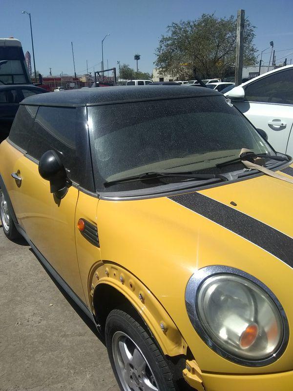 2007 Mini Cooper S For Parts Sale In El Paso TX