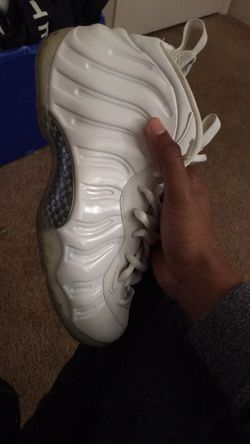 Whiteout foams sz9 Thumbnail