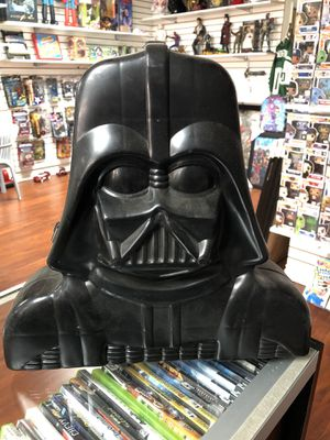 Darth Vader Figure Carrying Case Lucasfilm 1994 for Sale in La Habra Heights, CA