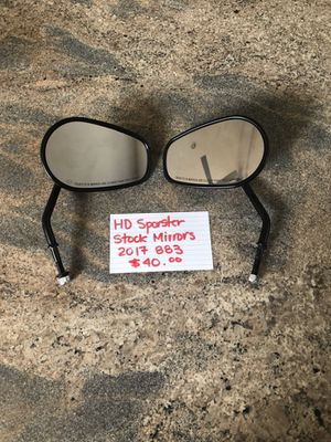 2017 Stock 883 Iron mirrors for Sale in Los Angeles, CA