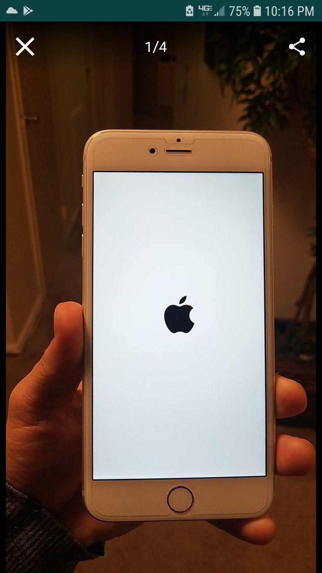 Iphone 6pluss (blocked by icloud)
