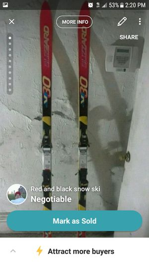 Snow ski both pairs best offer must pick up for Sale in St. Louis, MO