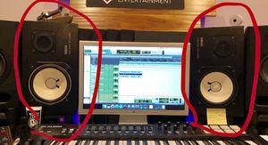 Yamaha NS-10m studio monitors for Sale in Nashville, TN
