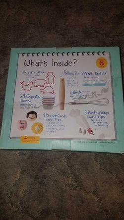 Unopened Martha Stewart Kids Bake Set Thumbnail