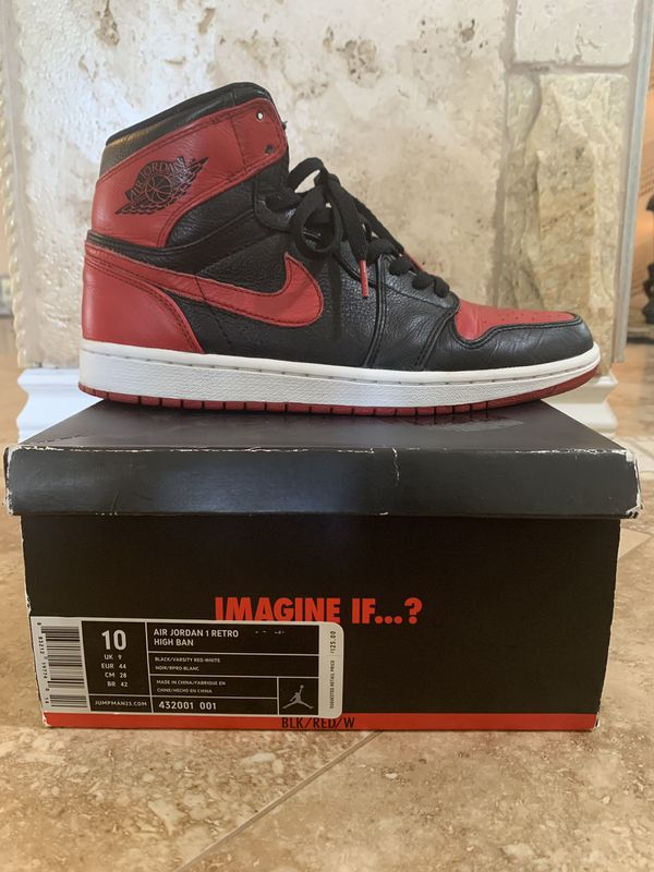 online store 0dd45 75101 New and Used Jordan 1 for Sale in Fountain Valley, CA - OfferUp
