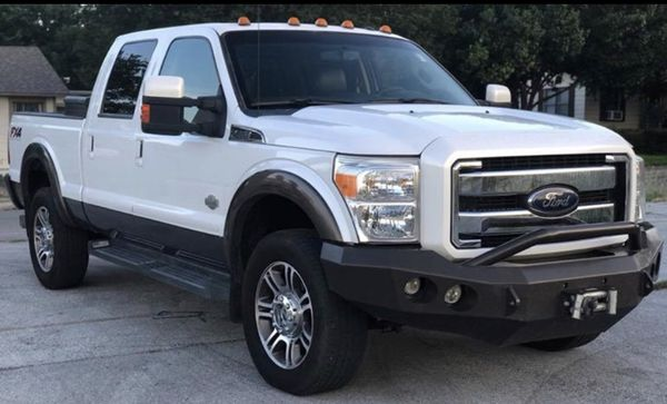 2016 Ford F350 King Ranch