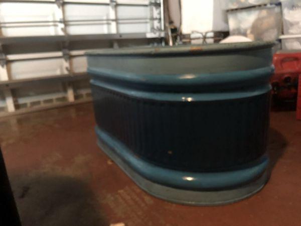 Galvanized Feed Trough Tub For Sale In Miami Fl Offerup