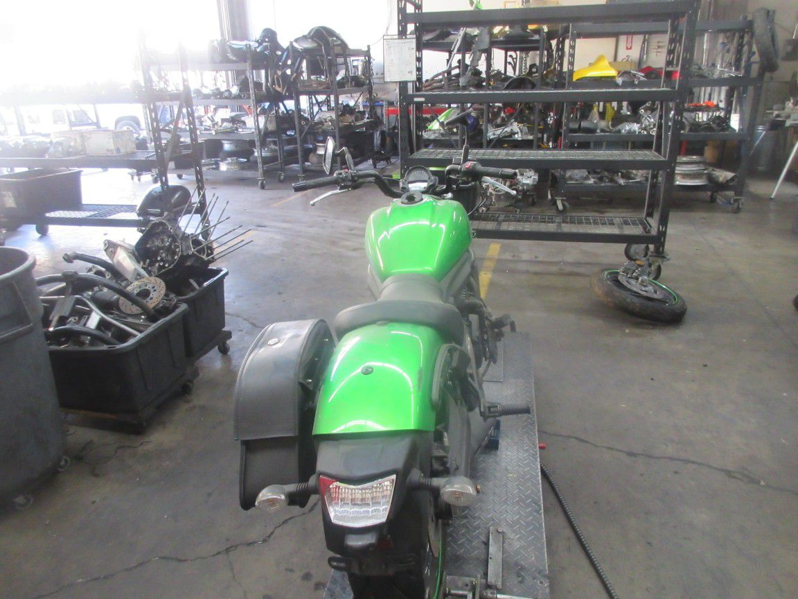 PARTED OUT - 2015 15-19 Kawasaki Vulcan S 650 EN650 - Motorcycle parts - A03015