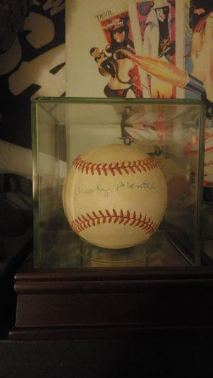 Mickey Mantle Signed Baseball circa 1954 for Sale in Seattle, WA