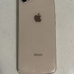 Apple iPhone 8 64 GB UNLOCKED. Color gold. Work very well. Perfect condition  Thumbnail