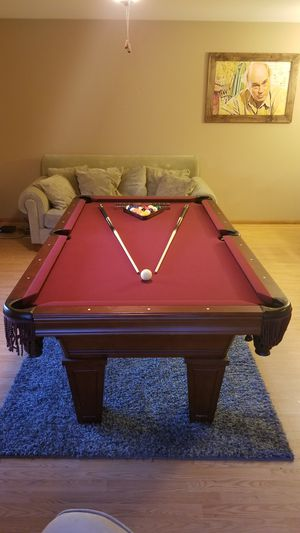 Ft Venture Pool Table For Sale In Deerfield WI OfferUp - American heritage pool table prices