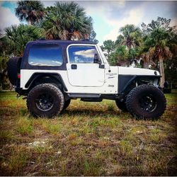 1998 jeep wrangler tj Thumbnail