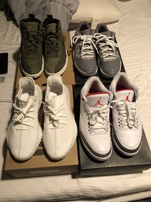 Yeezys & Jordan's for Sale in MONTGOMRY VLG, MD