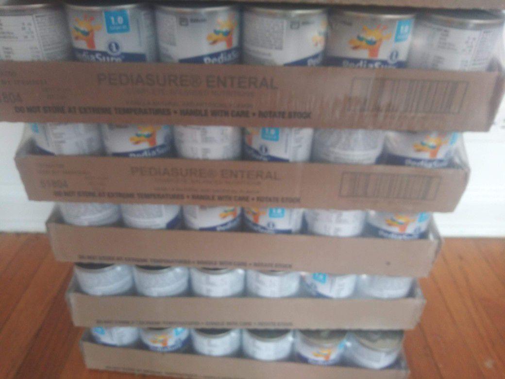 Pediasure Vanilla Flavored formula