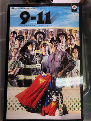9-11 The Worlds Finest Comic Book Writers and Artists tell the Stories to Remember for Sale in Gaithersburg, MD