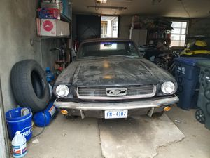 1966 Ford Mustang 6 cylinder for Sale in Washington, DC