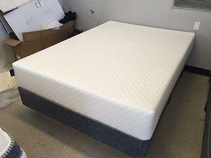 New cool gel memory foam like Tempurpedic- order it like a pizza for Sale in Houston, TX
