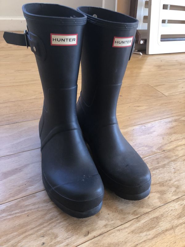 Men s HUNTER BOOTS SIZE 11 for Sale in New York c6994bad2