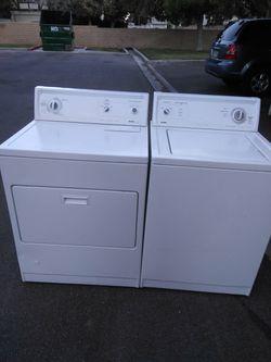 Very nice clean Kenmore set washer machine Thumbnail