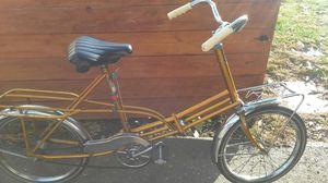 Vintage folding bike for Sale in Columbus, OH