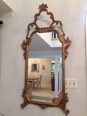 Antique French Mirror for Sale in Burke, VA