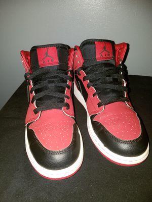 aa66b8f3bebed1 Air Jordan 1 Mid - Size 7.5 Women for Sale in Monrovia