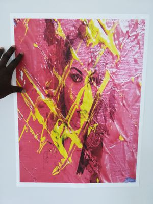 New Art Matte Print - Pretty in Pink (18*24) for Sale in Silver Spring, MD