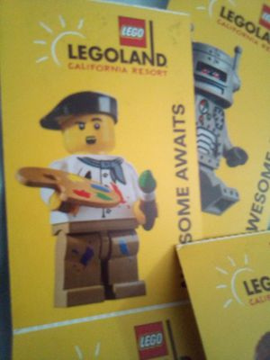 8 Legoland tickets for Sale in Carlsbad, CA