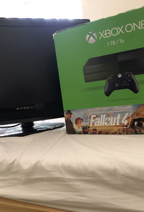 Xbox One Fallout 4 Edition for Sale in Castro Valley, CA - OfferUp