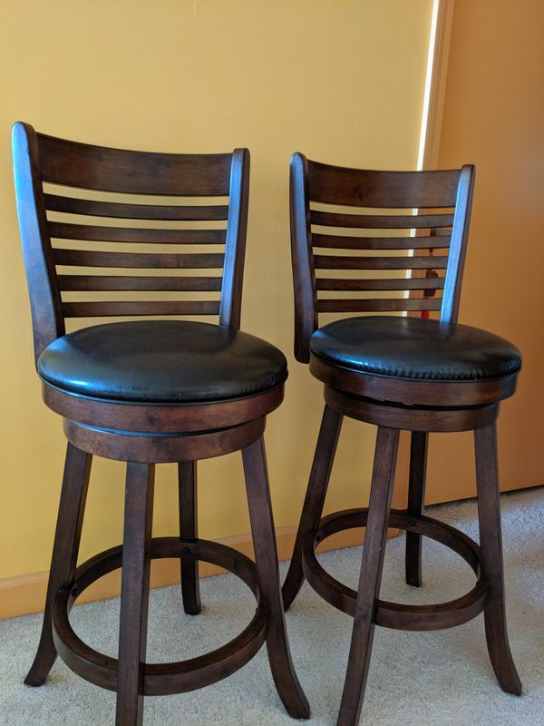 Bar stools for 2 for Sale in Chicago, IL   OfferUp
