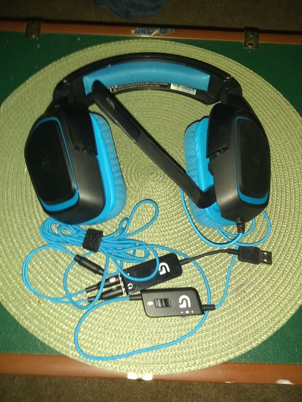 9cbf573ca72 Logitech G430 PS4/PC Headset for Sale in Wichita, KS - OfferUp