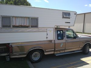 New and Used Truck camper for Sale in Tulsa, OK - OfferUp