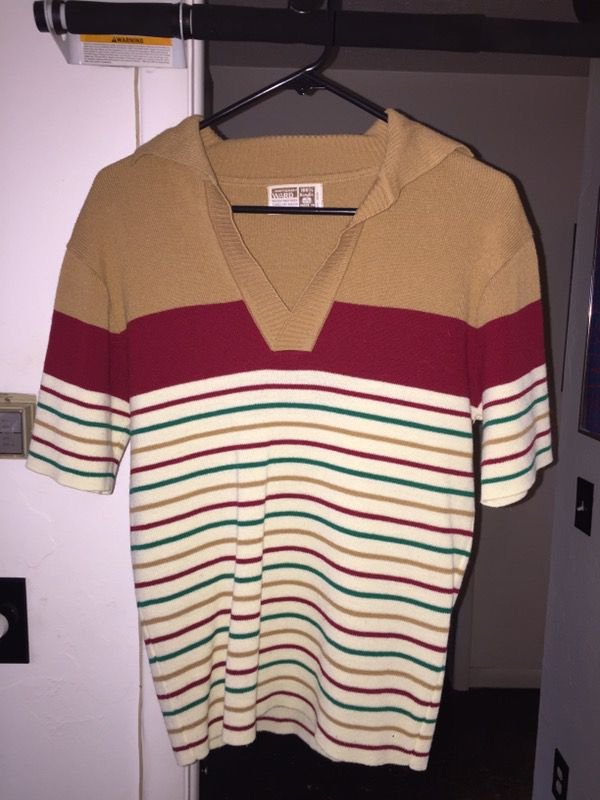 48166f78bd64a Men s vintage Montgomery Ward shirt for Sale in Edmond