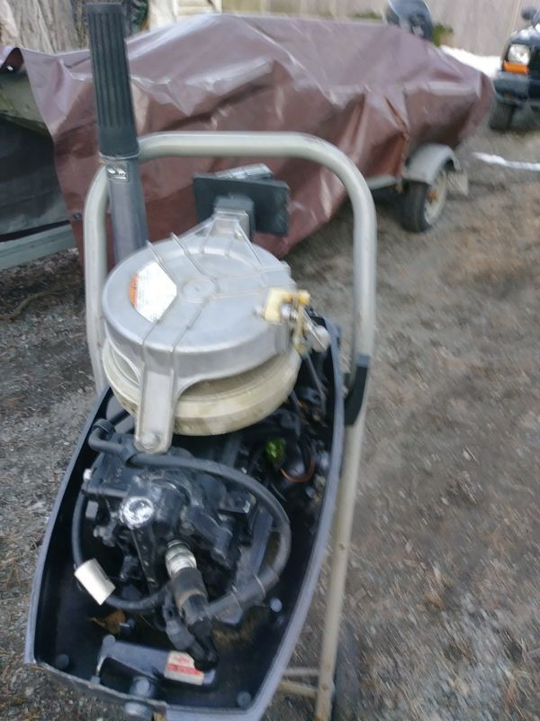 tiller shaft nissan boats short outboard p in kayaks bargain jet tohatsu acton hp skis