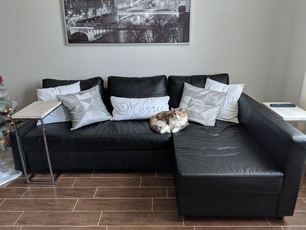 Ikea Friheten Sleeper Couch W Storage