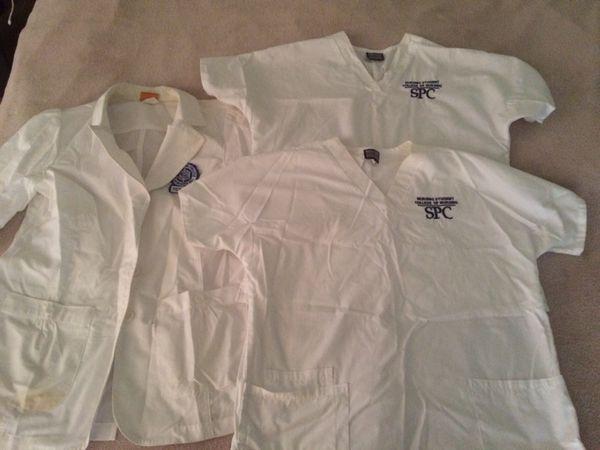 Used St Petersburg College/ SPC nursing program mandatory lady's uniform  size small for Sale in Seminole, FL - OfferUp