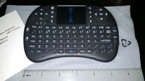 wireless mini keyboard with mouse touchpad for Sale in Los Angeles, CA