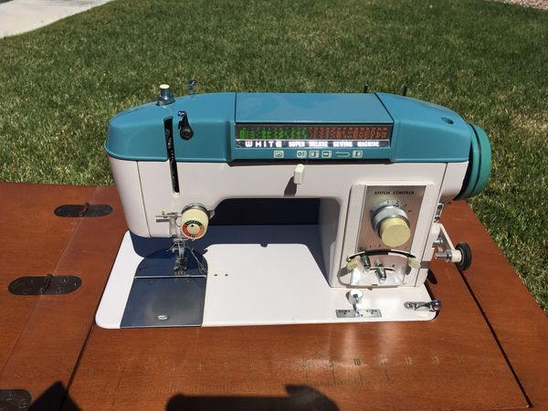 White Sewing Machine For Sale In Las Vegas NV OfferUp Enchanting Sewing Machines Las Vegas