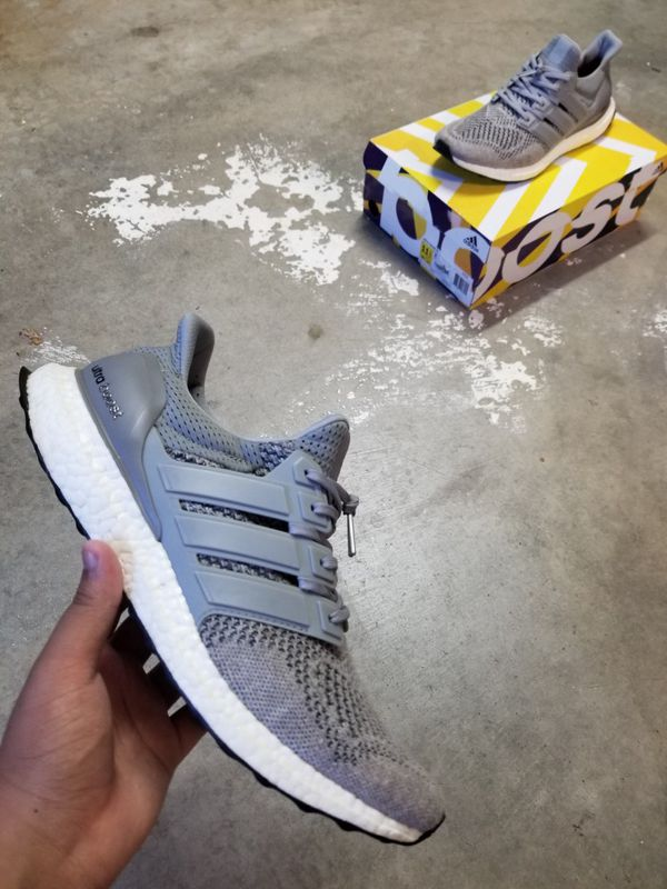 a635b0cf861af Adidas Ultra Boost 1.0 Wool Grey size 11.5 for Sale in Garden Grove ...