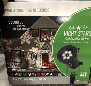 Motion projector lighting for Sale in Phoenix, AZ