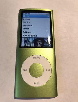 iPod nano 4th gen 8gb for Sale in Oakton, VA