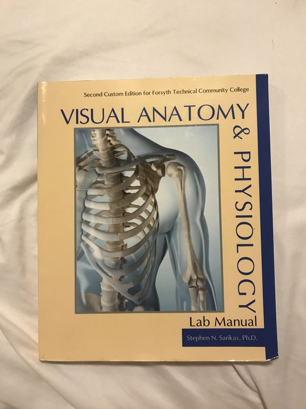 Visual Anatomy & Physiology Lab Manual Book (Books & Magazines) in ...