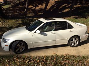 2004 Lexus IS 300 for Sale in Fort Washington, MD