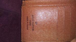 Original Louis v..wallet for Sale in Silver Spring, MD