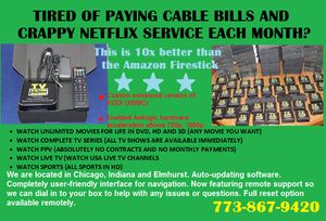 tv boxes for Sale in Chicago, IL