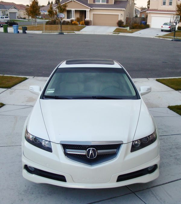 RUNS GREAT 2007 Acura TL Type S For Sale In Cleveland, OH