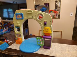 Photo Fisher Price Smart Stages Laugh & Learn Puppy Play House