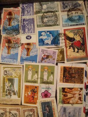 Worldly Vintage Stamp Collection!!! for Sale in Salt Lake City, UT