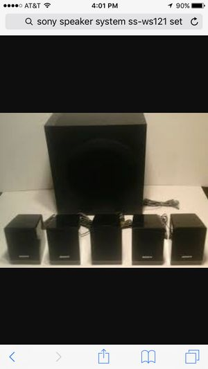 Sony sound system for Sale in San Diego, CA