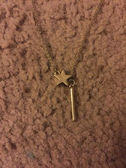 Star necklace Thumbnail